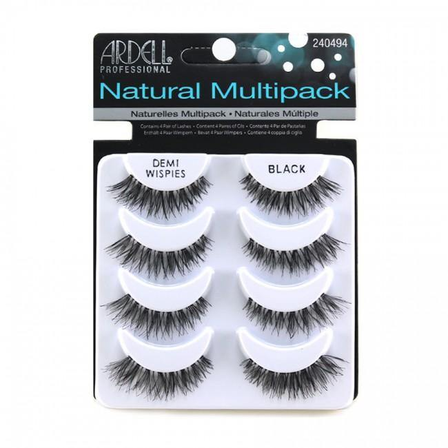 Ardell Natural Multipack Demi Wispies Black