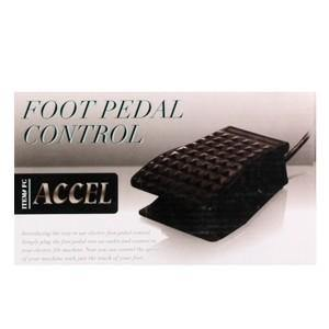 Accel Foot Pedal Control Item#FC - NAILMALL - Nail Supply Store Accel