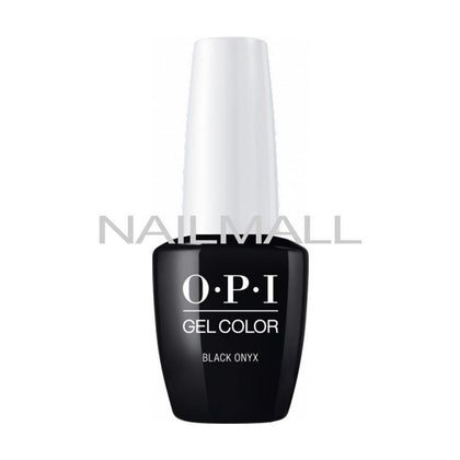 OPI GelColor - GCT02A - Black Onyx 15mL