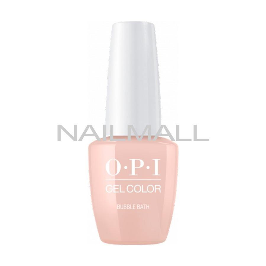 OPI GelColor - GCS86A - Bubble Bath 15mL