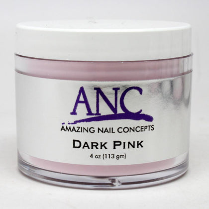 ANC Dark Pink Dip Powder - NAILMALL - Nail Supply Store ANC
