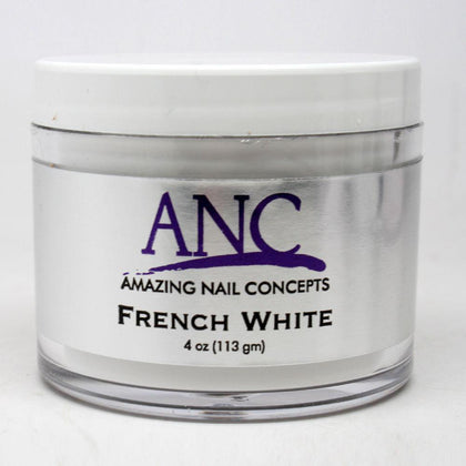 ANC French White Dip Powder - NAILMALL - Nail Supply Store ANC