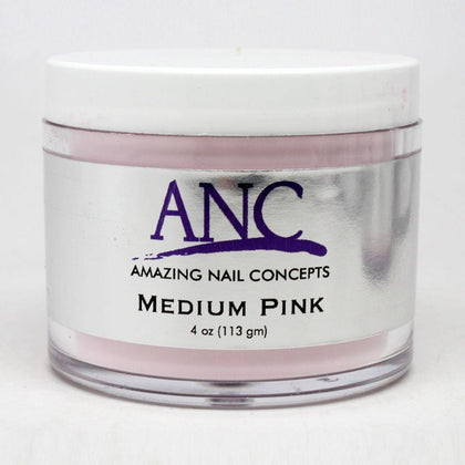 ANC Medium Pink Dip Powder - NAILMALL - Nail Supply Store ANC