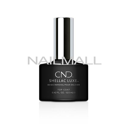 CND Shellac Luxe - Top Coat 0.5 oz
