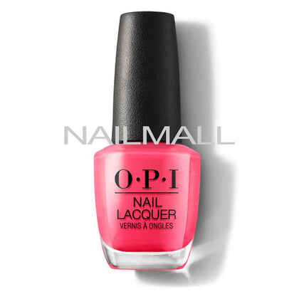 OPI Nail Lacquer - Strawberry Margarita - NL M23