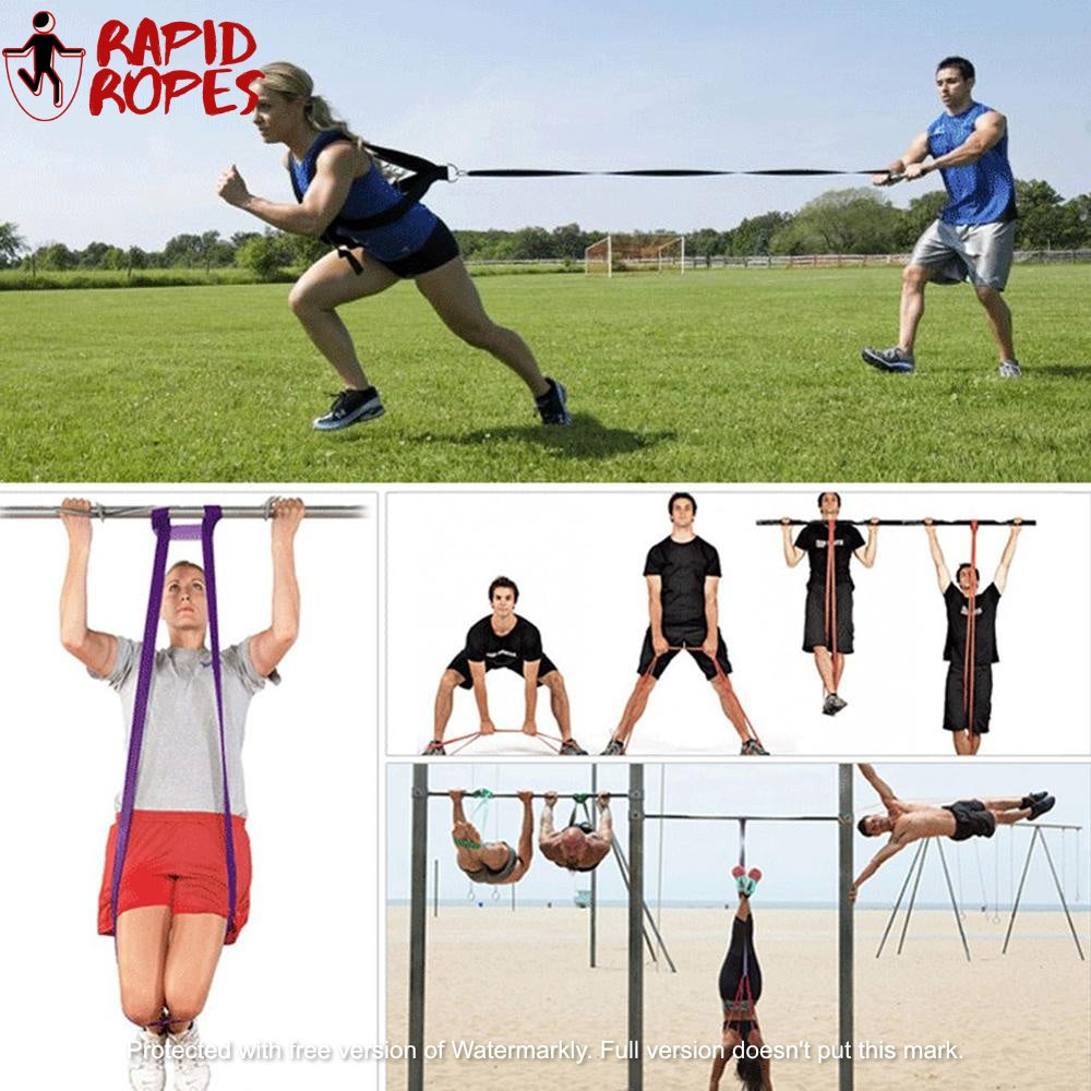 The Rapid Resistance Band
