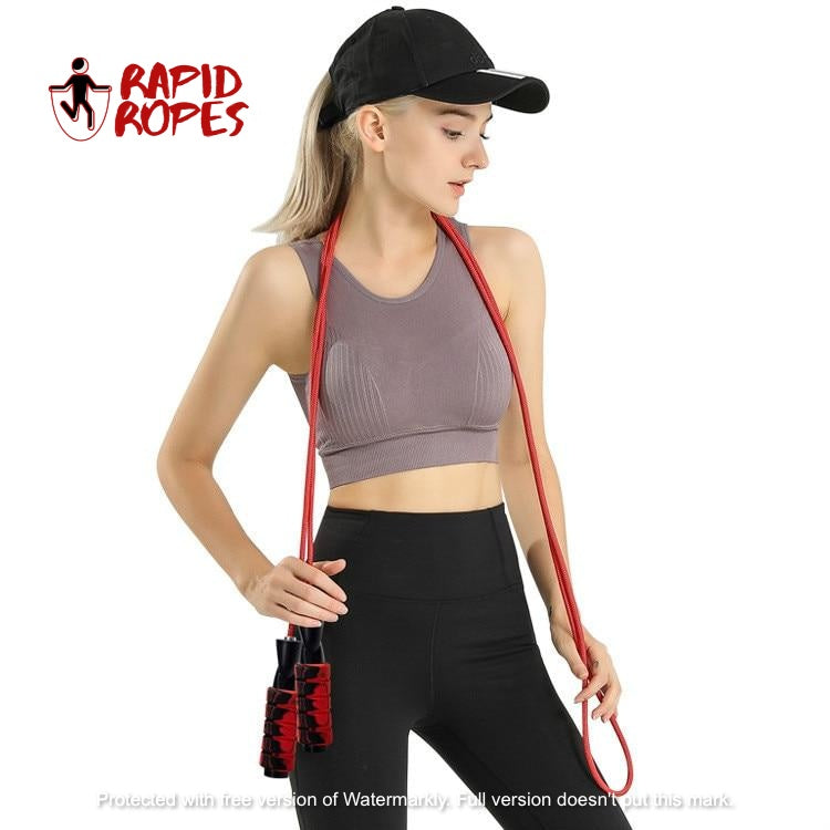 The Rapid Strength Jump Rope