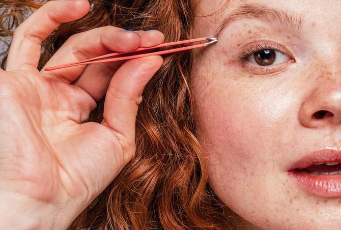 Get in shape: The incredible brow technique we can't believe we only just discovered