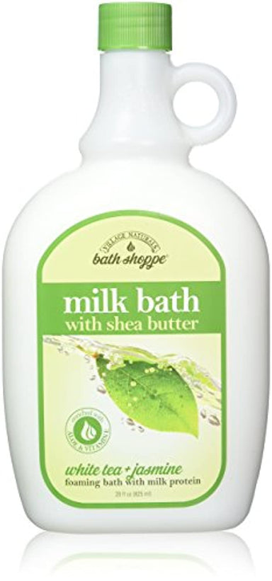 Classier Prime: Buy Village Naturals Bath Shoppe Village Naturals Bath Shoppe, Milk Bath, White Tea and Jasmine, 28 Fl Oz, Pack of 2