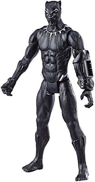 "Classier Prime: Buy Avengers Avengers Marvel Endgame Titan Hero Series Black Panther 12"" Action Figure, Brown/A"