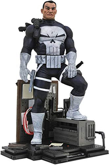 Classier Prime: Buy DIAMOND SELECT TOYS DIAMOND SELECT TOYS Marvel Gallery Punisher PVC Figure, Multicolor, Standard