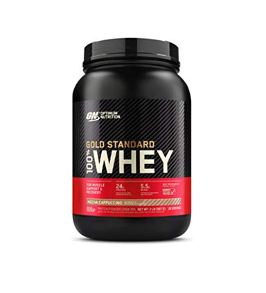 Classier: Buy Optimum Nutrition Optimum Nutrition Gold Standard 100% Whey Protein Powder, Mocha Cappuccino, 2 Pound (Packaging May Vary)