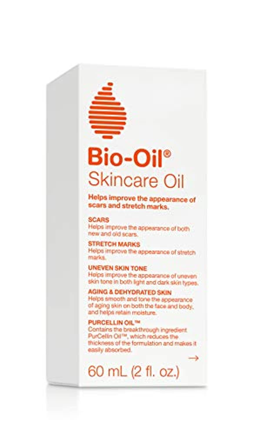 Classier: Buy Bio-Oil Bio-Oil Skincare Oil, 2 Ounce, Body Oil for Scars and Stretchmarks, Hydrates Skin, Non-Greasy, Dermatologist Recommended, Non-Comedogenic, For All Skin Types, with Vitamin A, E