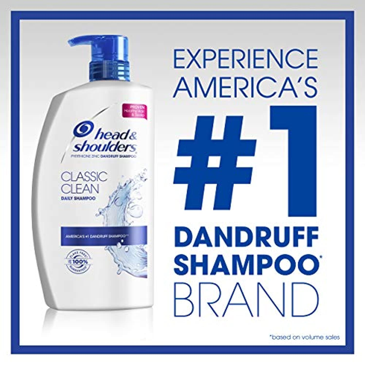 Classier: Buy Head & Shoulders Head and Shoulders Classic Clean Anti-Dandruff Shampoo 32.1 Fl Oz
