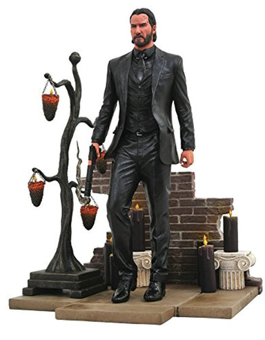Classier Prime: Buy DIAMOND SELECT TOYS DIAMOND SELECT TOYS Gallery: John Wick 2 PVC Figure Statue