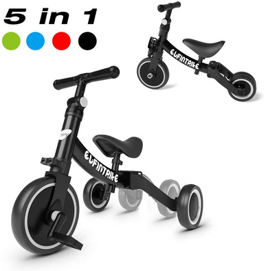 Classier Prime: Buy besrey besrey 5 in 1 Toddler Bike for 1-3 Years Old Kids, Toddler Tricycle Kids Trikes Tricycle Ideal for Boys Girls