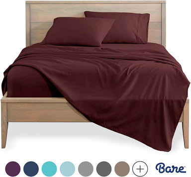 Classier Prime: Buy Bare Home Bare Home Kids Twin Sheet Set - 1800 Ultra-Soft Microfiber Bed Sheets - Double Brushed Breathable Bedding - Hypoallergenic – Wrinkle Resistant - Deep Pocket (Twin, Heathered Pewter)