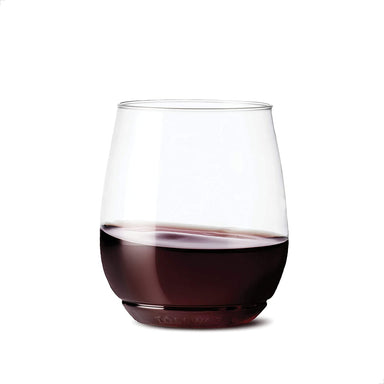 Classier Prime: Buy TOSSWARE TOSSWARE 14oz Vino SET OF 12, Recyclable, Unbreakable & Crystal Clear Plastic Wine Glasses
