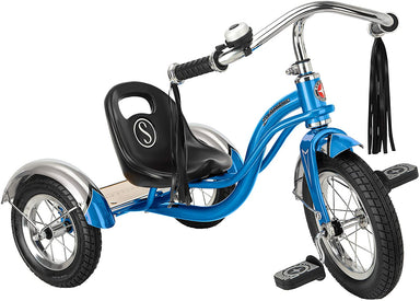 Classier Prime: Buy Schwinn Schwinn Roadster Kids Tricycle, Classic Tricycle, Blue