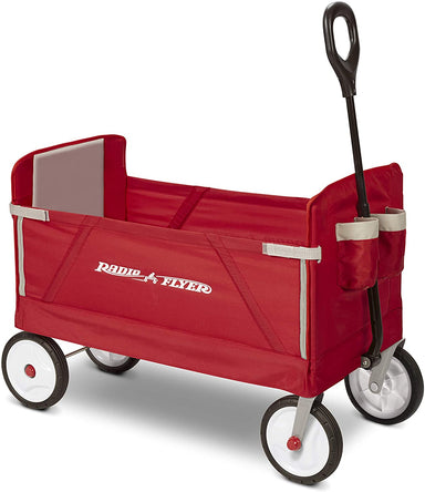 Classier Prime: Buy Radio Flyer Radio Flyer Folding Wagon for kids and cargo