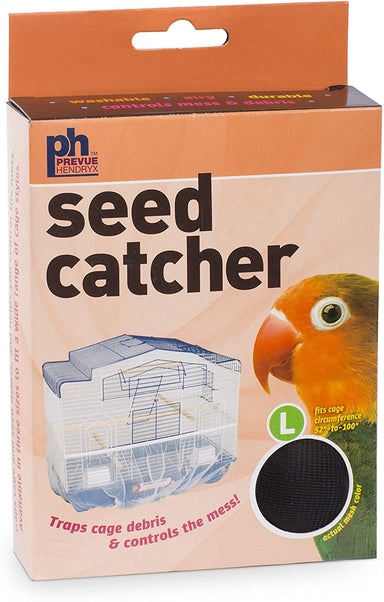 Classier Prime: Buy Prevue Pet Products Prevue Pet Products Mesh Bird Seed Catcher