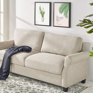 Classier Prime: Buy Zinus Zinus Josh Traditional Sofa Couch / Easy, Tool-Free Assembly
