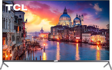 "Classier: Buy TCL TCL 65"" Class 6-Series 4K UHD QLED Dolby Vision HDR Roku Smart TV - 65R625"
