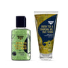 Green Tea Face Wash & Green Tea Face Scrub Combo