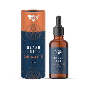 Beard Oil - Café Valentino, 30ml