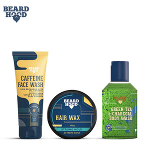 Complete Head to Toe Care Kit, Gift Box Pack Of 3