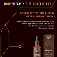 Load image into Gallery viewer, Vitamin C Serum for Face with Vitmain C, 30 ml