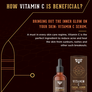 Vitamin C Serum for Face with Vitmain C, 30 ml