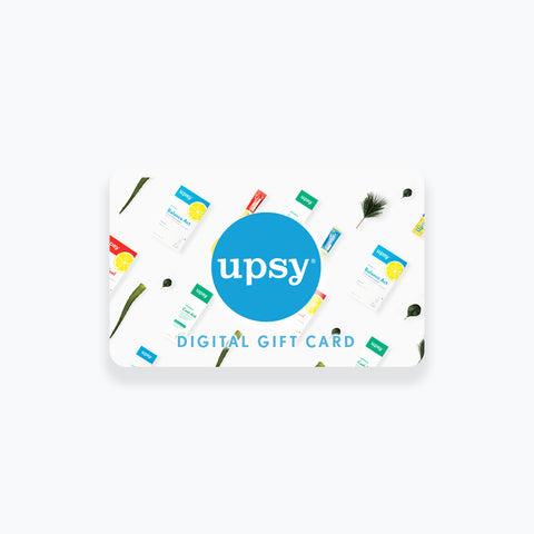 UPSY Digital Gift Card