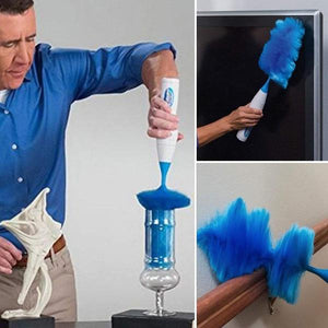 Electric Feather Broom
