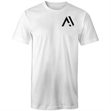 "Load image into Gallery viewer, Avsters - ""Clean Logo"" - Men's Tall Tee"