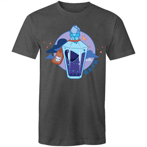 "Townie - ""Mana Potion - Front Only"" - Men's Premium Short-sleeve"