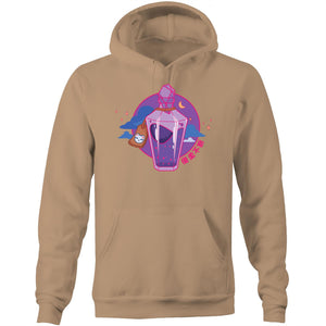 "Townie - ""Health Potion - Front Only"" - Unisex Premium Hoodie"