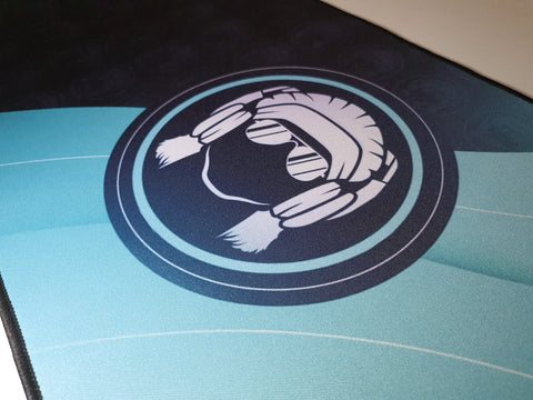 "JackoGFreak - ""Full Logo"" - 900x300mm Mouse Pad"
