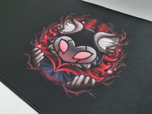 "Load image into Gallery viewer, Phizzi - ""Hollow Knight Pledge"" - 900x300mm Mouse Pad"