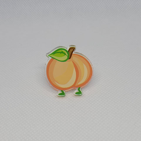 "Tamsinwood - ""Peachy"" - Pin"