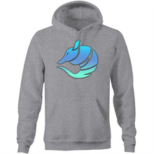 "Load image into Gallery viewer, Amodillo - ""Full Logo"" - Unisex Pocket Hoodie"