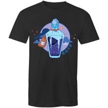 "Load image into Gallery viewer, Townie - ""Mana Potion - Front Only"" - Men's Premium Short-sleeve"