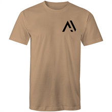 "Load image into Gallery viewer, Avsters - ""Pocket Logo"" - Premium Men's Short-sleeve"