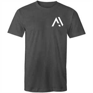 "Avsters - ""Pocket Logo"" - Premium Men's Short-sleeve"