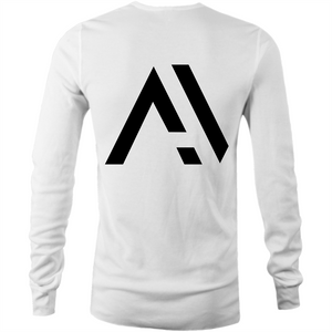 "Avsters - ""Double Sided Logo"" - Premium Long-sleeve"