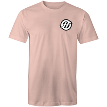 "Load image into Gallery viewer, HYP3RSTRIKE - ""Block Logo"" - Premium Mens T-Shirt"
