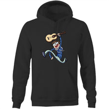 "Load image into Gallery viewer, ProBluesPlayer - ""Adventure Front"" - Unisex Hoodie"