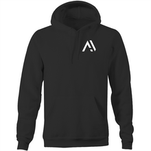"Load image into Gallery viewer, Avsters - ""Clean Logo"" - Unisex Pocket Hoodie"