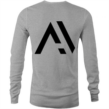 "Load image into Gallery viewer, Avsters - ""Double Sided Logo"" - Premium Long-sleeve"