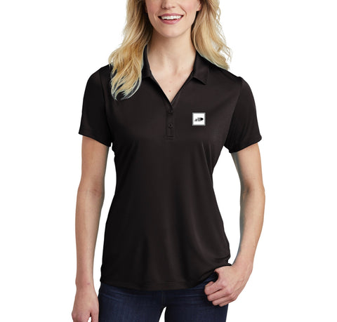 "The Seven One Six ""Box Logo"" - Ladies Polos"
